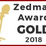 Zedman Award Badge